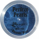 Barevný pudr Perfect Pearls - Forever Blue 2,5g