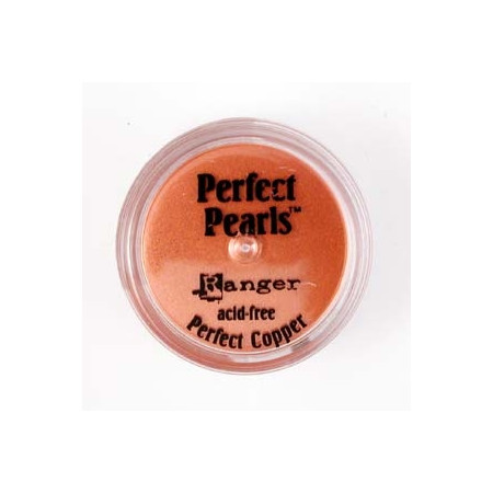 Barevný pudr Perfect Pearls - Perfect Copper 2,5g