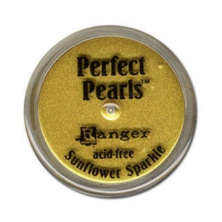 Barevný pudr Perfect Pearls - Sunflower Sparkle 2,5g