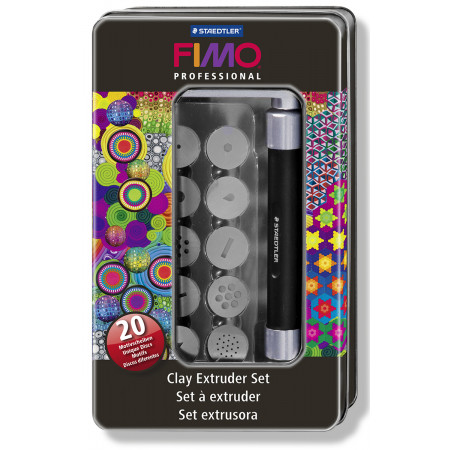 Fimo Professional extruder model 2019