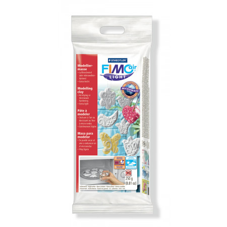 Fimo Air Light 250g bílá